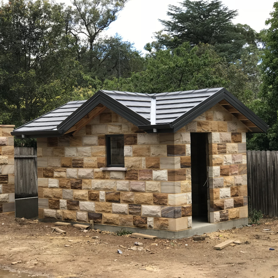 Glenbrook House 20 – the garden shed, etc. | The Coulshed Family Website